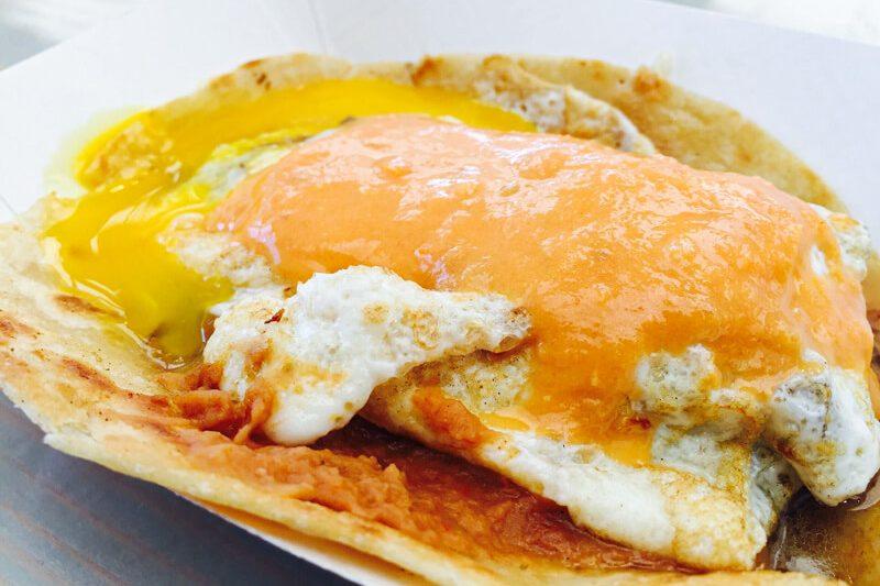 menu breakfast_taco